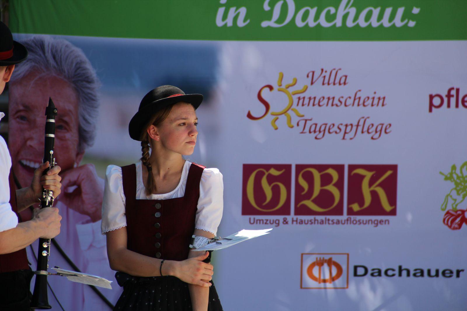 GBK am Dachauer Altstadtfest 2014